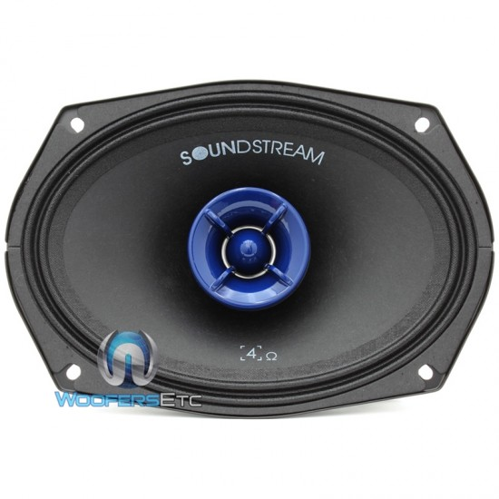 "SP2.694 - Soundstream 6""x9"" 250W Max 2-Way Pro Audio Speaker"