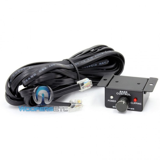 Sundown Audio SA-R V2 Remote Bass Control For V2/V3 Version 2 & Version 3 Amplifiers