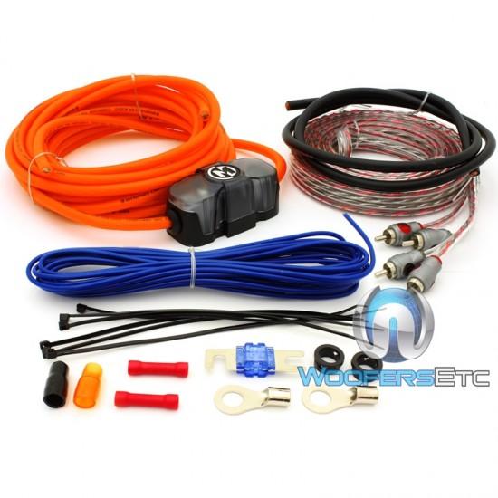17-8GKIT - Memphis 8 AWG Amplifier Installation Kit