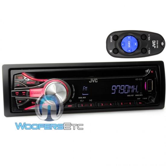kd s29 jvc in dash 1 din cd mp3 car stereo receiver w usb input jvc harness diagram kd s29 jvc in dash 1 din cd mp3 car stereo