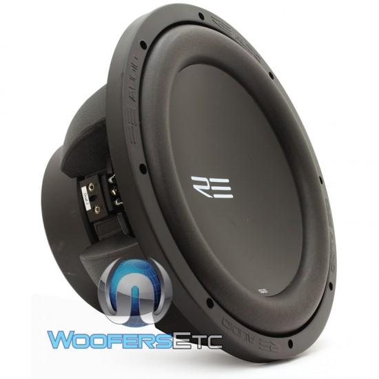 """SEX12 V2 D2 - RE Audio 12"""" 650W RMS Dual 2-Ohm SE-X Series Subwoofer"""
