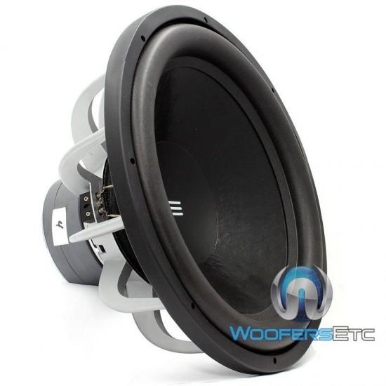 "SX18 - RE Audio 18"" 2000 Watt Dual 2/4 Ohm SX Series Subwoofer"