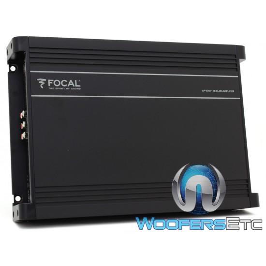 Focal AP4340 4-Channel 280W Full Range Class A/B Amplifier