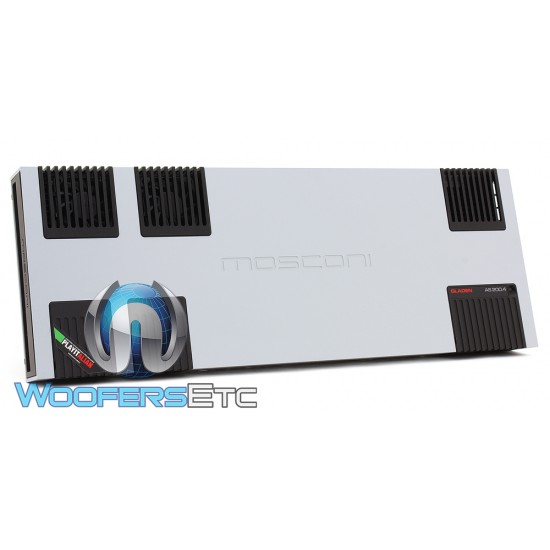 Mosconi AS 200.4 4-Channel 4 x 320W AS Line Series Class AB Amplifier