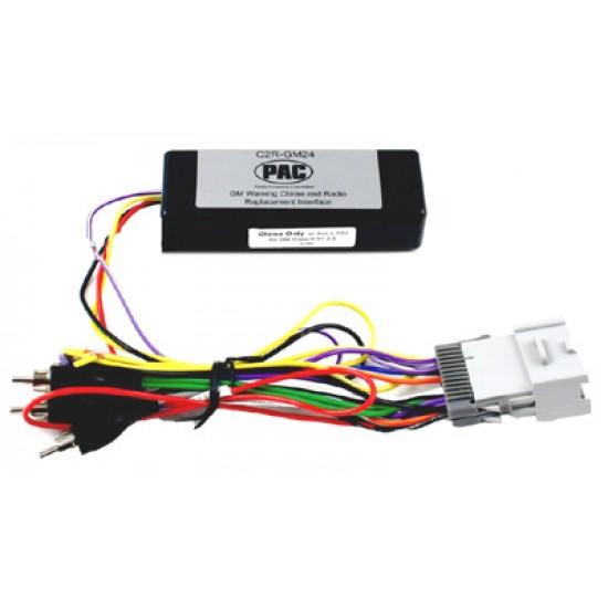C2R-GM24 - PAC GM Chime Module