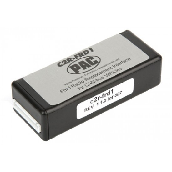 C2R-FRD1 - PAC Radio Replacement Interface for Select 2005-up
