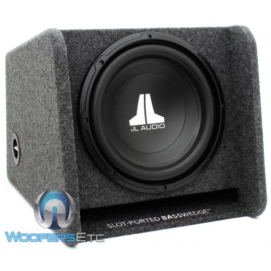 """CP112-W0V3 - JL Audio 12"""" 12W0V3-4 Loaded Ported Subwoofer Enclosure"""