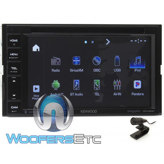 Kenwood DDX26BT In-Dash 2-DIN 6 2