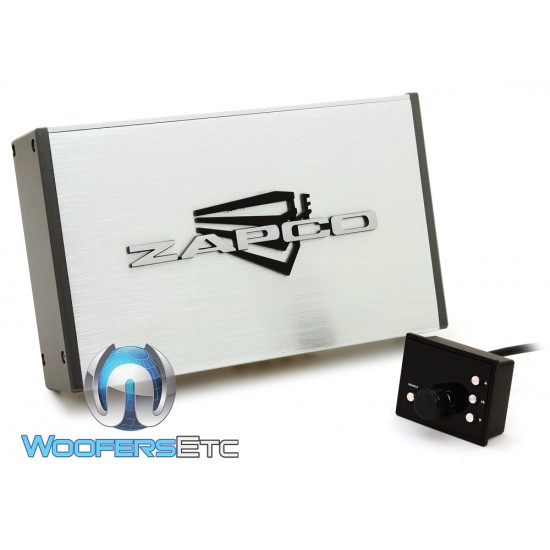 Zapco DSP-Z8 IV 8-Channel Digital Sound Processor