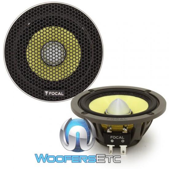 """3KRX3 - Focal 3"""" 50W RMS K2 Power Midrange Speakers"""