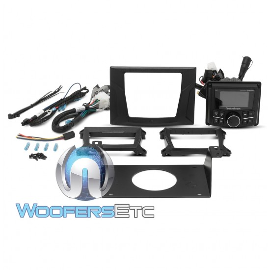 Rockford Fosgate GNRL-STAGE1 Stage 1 Audio Upgrade Kit for select 2016-2017 Polaris Generals