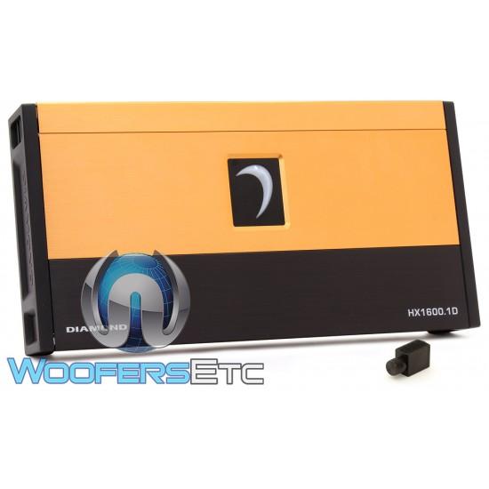 Diamond Audio HX1600.1D Monoblock 1600W RMS Amplifier