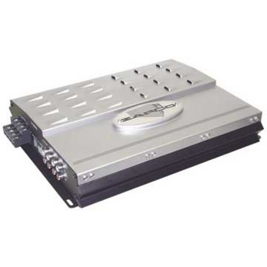 I-450 - Zapco iForce Series 4 Ch. 360 Watt Amplifier