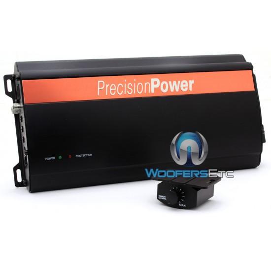 Precision Power Monoblock 1000W RMS Class D Ion