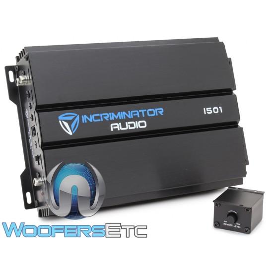 Incriminator Audio I501 Monoblock 500W RMS Class D Amplifier