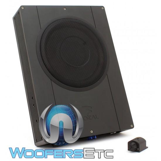 ibus 20 focal 20cm 8 super compact bass enclosure. Black Bedroom Furniture Sets. Home Design Ideas