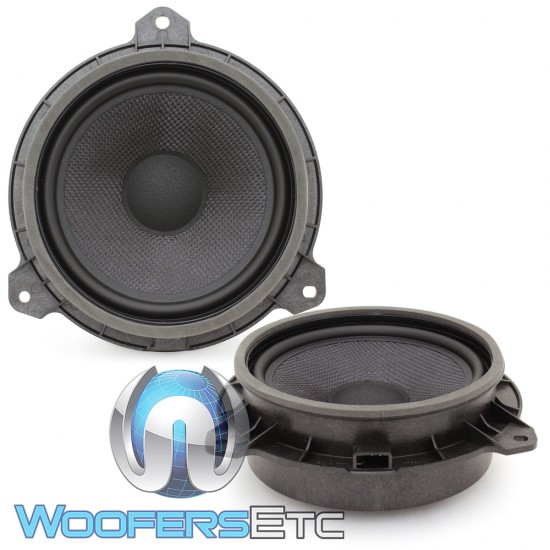 """Focal 65TOY 6.5"""" Direct Upgrade Speakers for Select Toyota Models"""