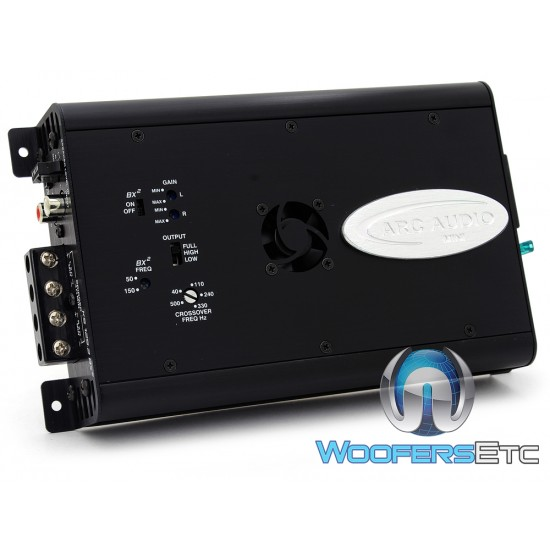 KS 125.2 BX2 - Arc Audio 2-Channel Mini Amplifier
