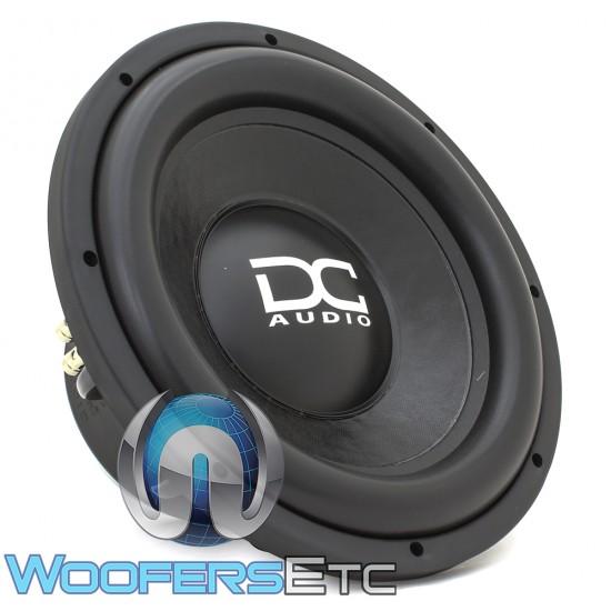 """DC Audio LV2 M3 12 D4 12"""" 600W RMS Dual 4-Ohm Subwoofer"""