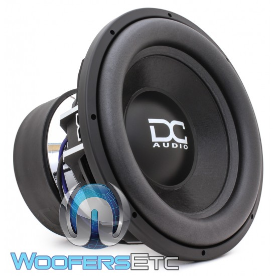 "DC Audio Elite M5 LEVEL 5 15 D1 15"" 3500W RMS Dual 1-Ohm Subwoofer"