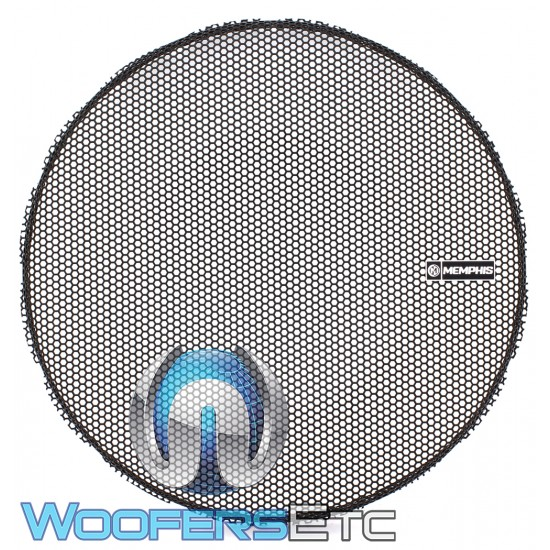 "Memphis MG15 15"" Subwoofer Grill for Select Memphis Subwoofer"