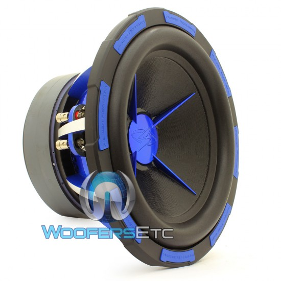 "MOFO-122X - Power Acoustik 12"" 2700 Watt DVC Subwoofer"