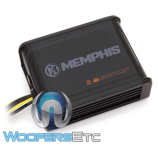Memphis MXA200.4S 4-Channel 4x50W Marine Grade Construction Amplifier