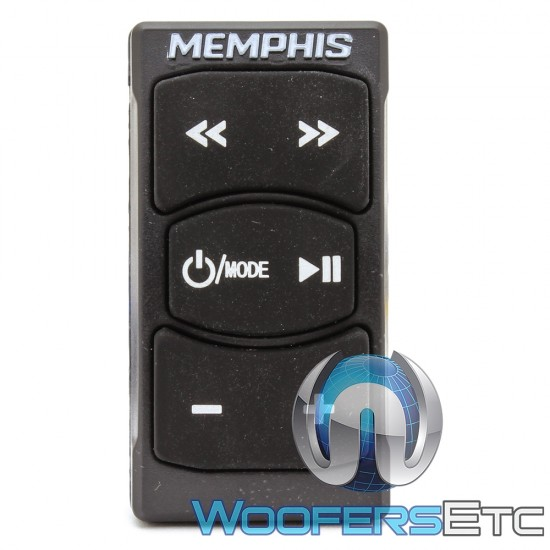 Memphis MXABTRK Rocker Carling Switch Style Bluetooth Controller with AUX/USB