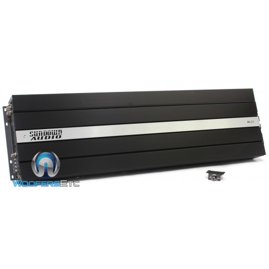 Sundown Audio NS-2 Monoblock 10,000W RMS Digital Class-D Linkable Amplifier