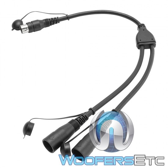 Rockford Fosgate PMXYC Punch Marine Y-Cable for PMX-1R and PMX-0R