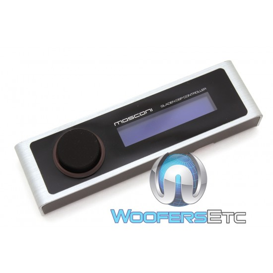 Mosconi RCD Full-Size Remote Control for DSP 6to8, DSP 4to6 and D2 100.4 DSP