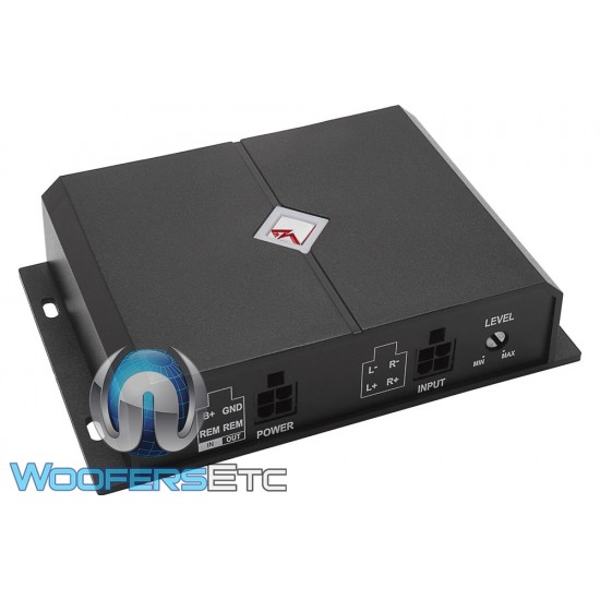 Rockford Fosgate RFPEQU Universal Punch EQ with Wired Remote