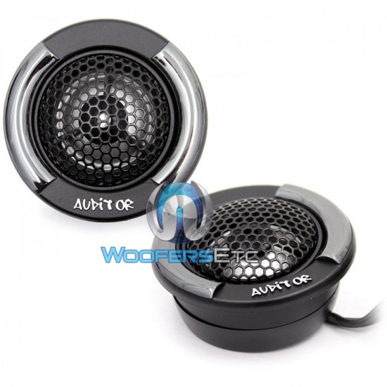 """Focal RIP-100T 1"""" Aluminum Dome Auditor Series Tweeters"""