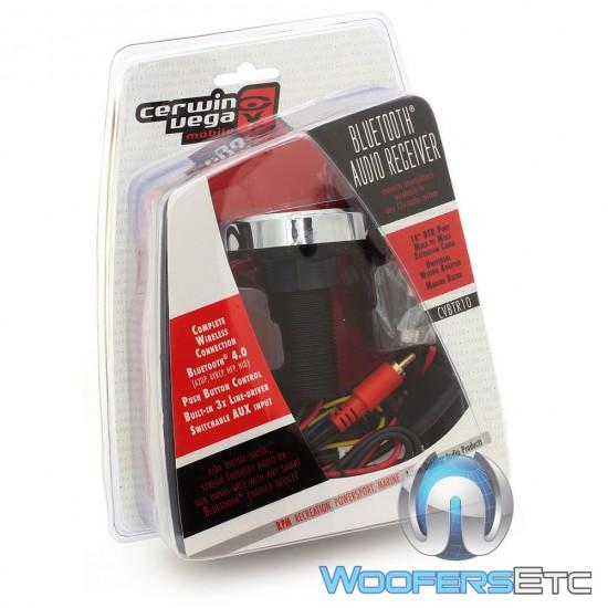 Cerwin Vega CVBTR10 Bluetooth Marine Audio Receiver