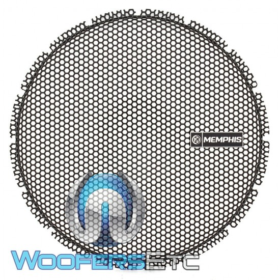 """Memphis MJMG8 8"""" Protective Mesh Grill for the MOJO 8"""" Subwoofers"""