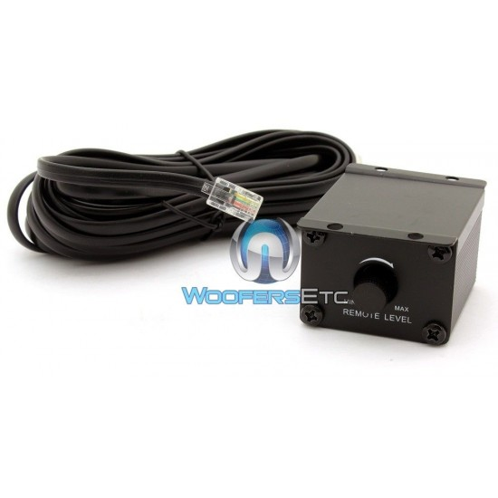 Sundown Audio SAE-R Bass Boost Remote Control for SAE Series Mono Amplifiers