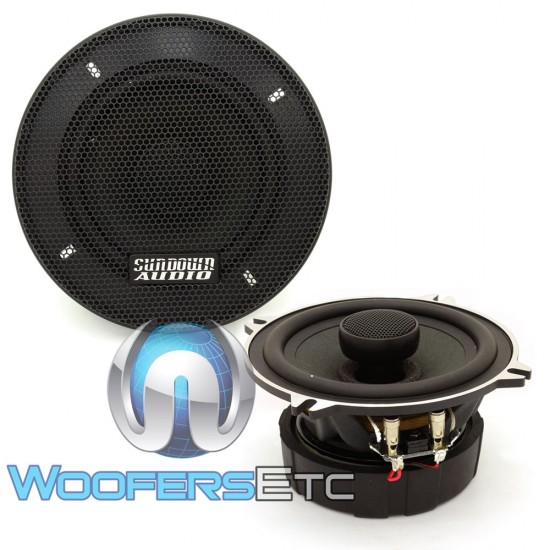 Sundown Audio SA-5 25 CX - 5-1/4