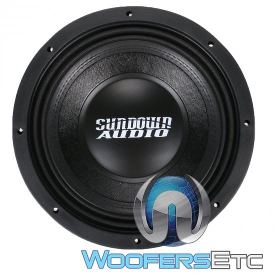 "Sundown Audio SD-4 12 D4 12"" 600W RMS Dual 4-Ohm SD Series Subwoofer"