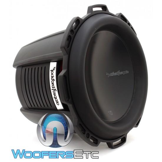 "T1D410 - Rockford Fosgate 10"" Power T1 4-Ohm DVC Subwoofer"