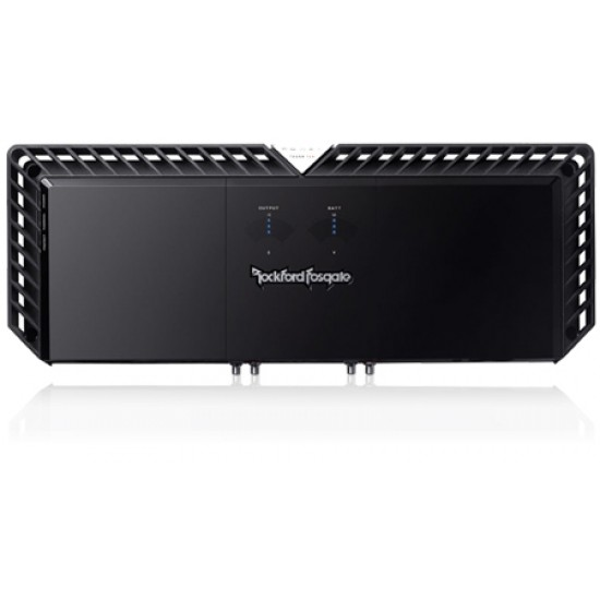 T2500-1bdCP - Rockford Fosgate 2500 Watt Class-bd Constant Power Monoblock Amplifier