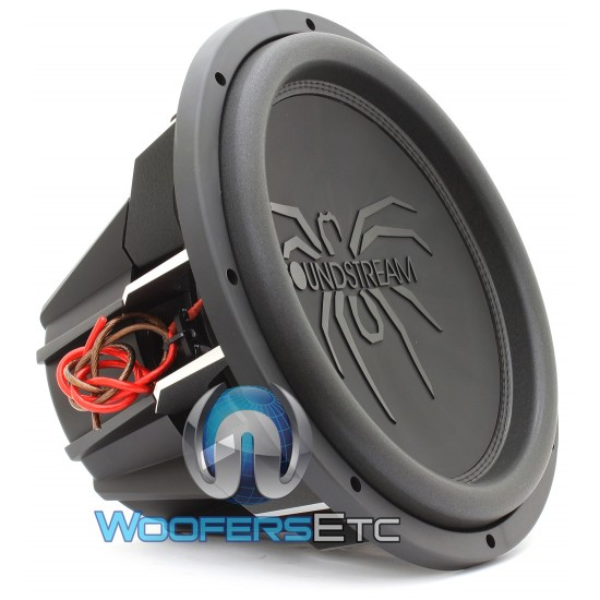 "T5.152 -  Soundstream 15"" 1300W RMS Dual 2-Ohm T5 Series Subwoofer"