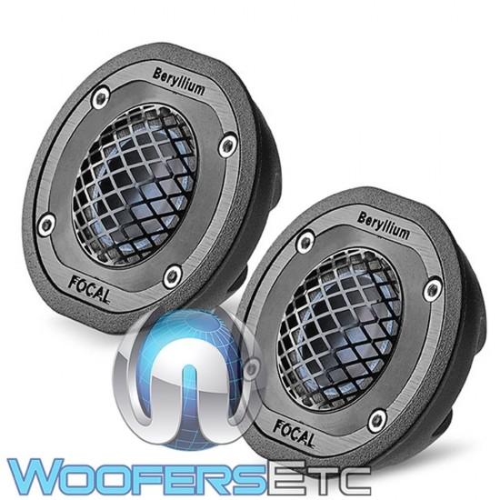 Focal TBXP Utopia Beryllium Tweeters from 165W-XP Component Set