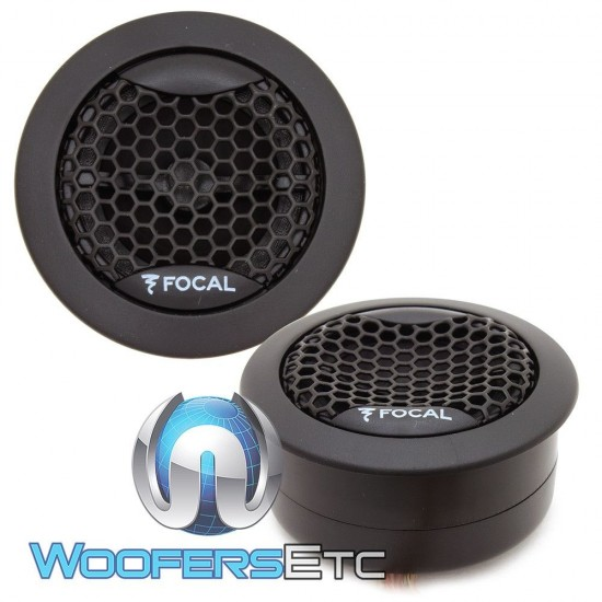 Focal TN43 15W RMS AS Line Tweeters from 130AS/165AS/165AS3 Component Sets