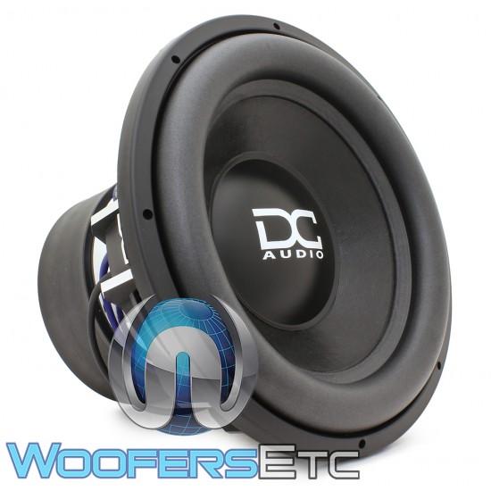 """DC Audio XL M4 ELITE 15 D1 15"""" 2200W RMS Dual 1-Ohm Subwoofer"""