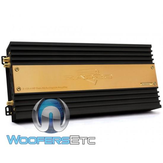 Zapco Z-150.4AP 4-Channel Class AB Amplifier