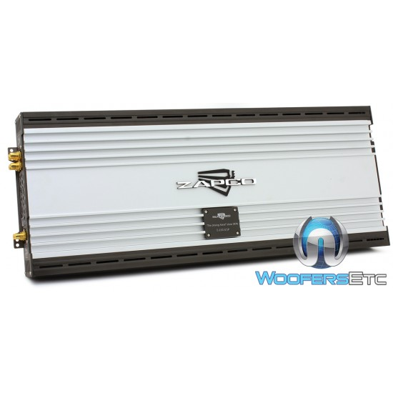Zapco Z-150.6SP 6-Channel 1650W RMS Super Power Class AB Amplifier
