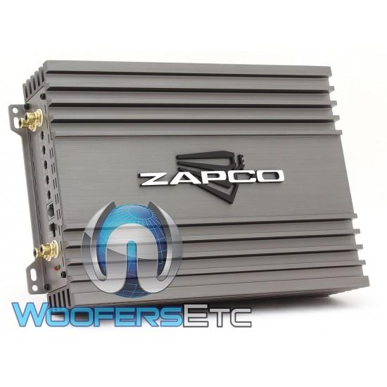 Zapco Z-1KD II Monoblock 1050W RMS Class D Z-KD II Series Amplifier
