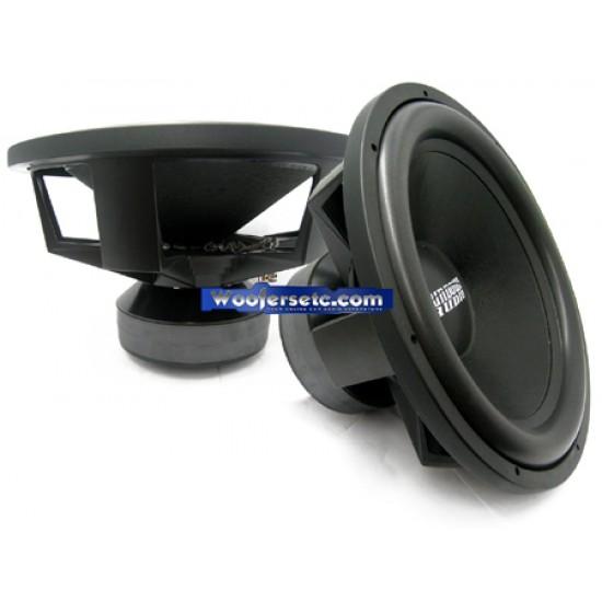 """Z-18 v.2 D1 - Sundown Audio 18"""" Z v.2 Series Dual 1-Ohm Subwoofer"""