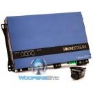 RN1.3000D - Soundstream Monoblock 1,500W RMS Class D Amplifier
