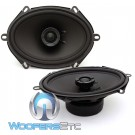 "Image Dynamics ID57 5"" x 7"" 75 Watts RMS ID Series Coaxial Speakers"